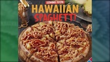 Domino's helps create Hawaiian spaghetti pizza