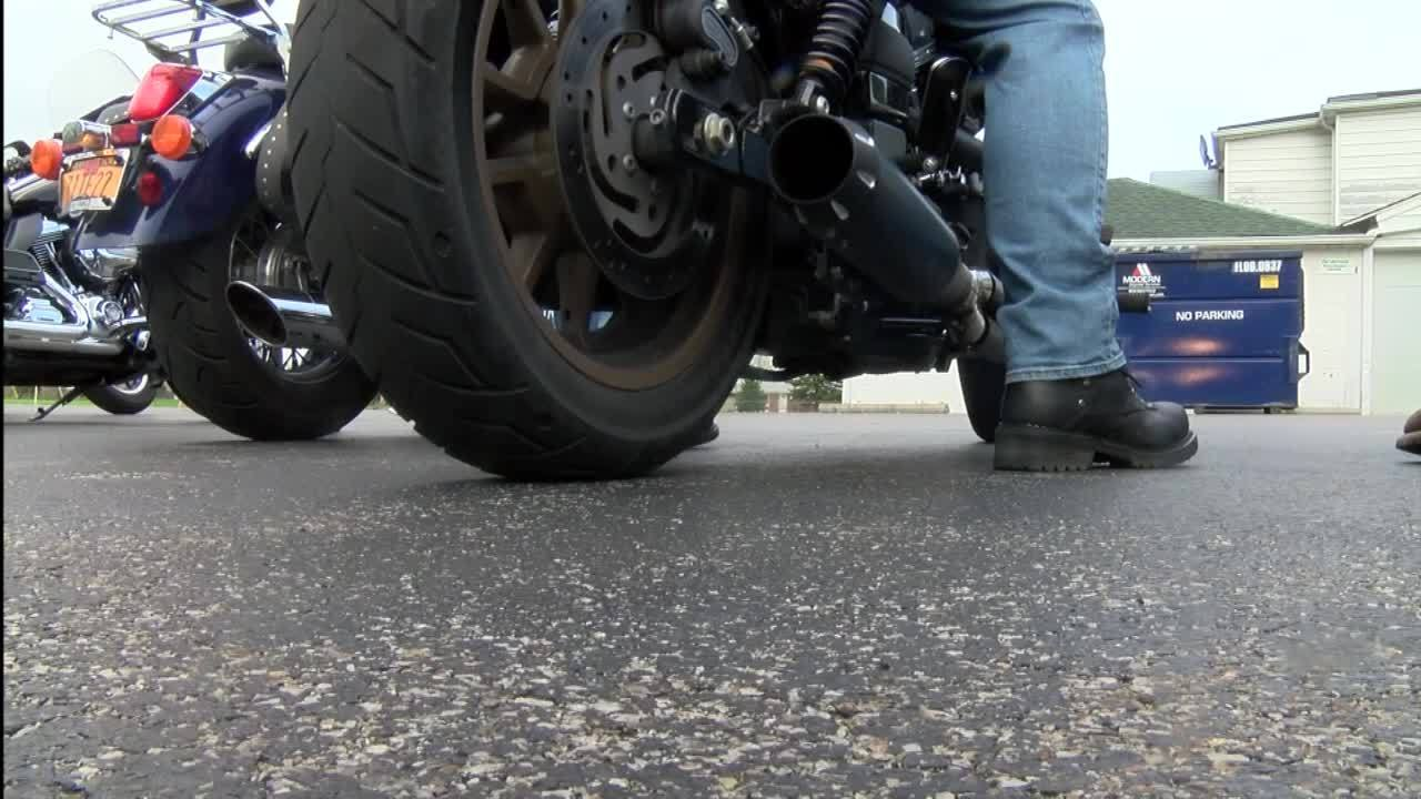 Bikers Against Child Abuse ride for awareness