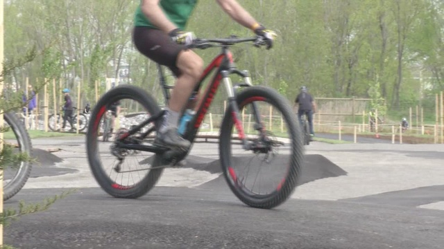 New bike park opens up at the Buffalo Outer Harbor