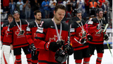Reinhart & Canada stunned by Finns, earn Silver at World Championships