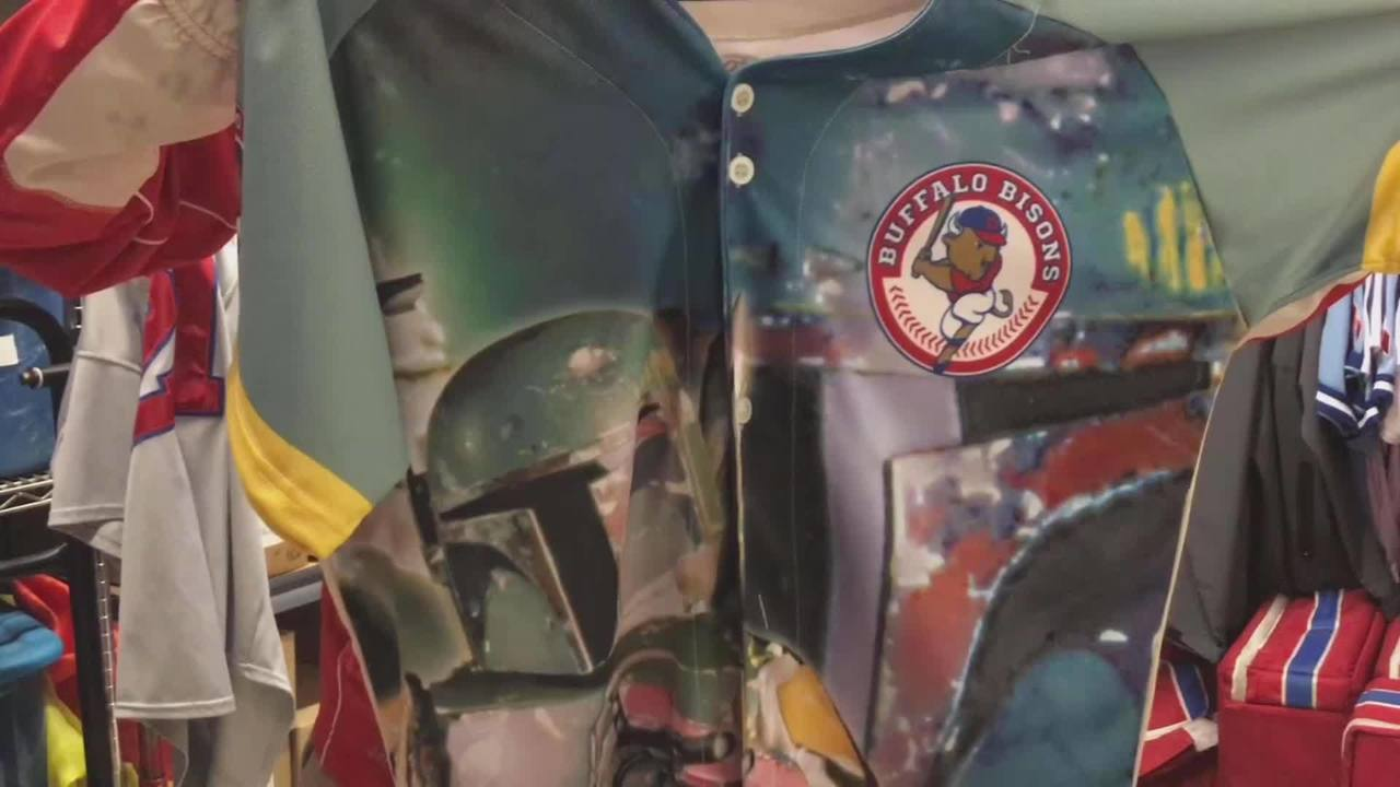 How Boba Fett took over this year's jersey