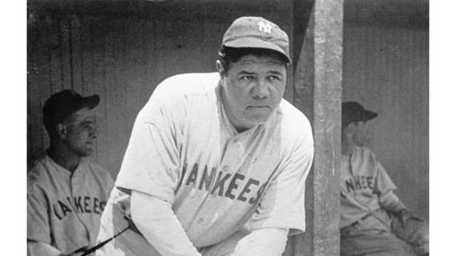 Babe Ruth road jersey sells at auction for $5.64 million